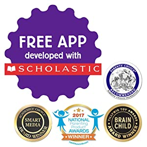 Learn to tell time with our free app developed with Scholastic