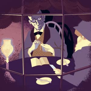 Ellery Queen Baroness Orczy cozy crime Sherlock Holmes Teahouse Detective