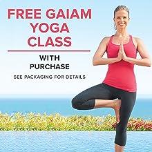 Free Gaiam Yoga Class