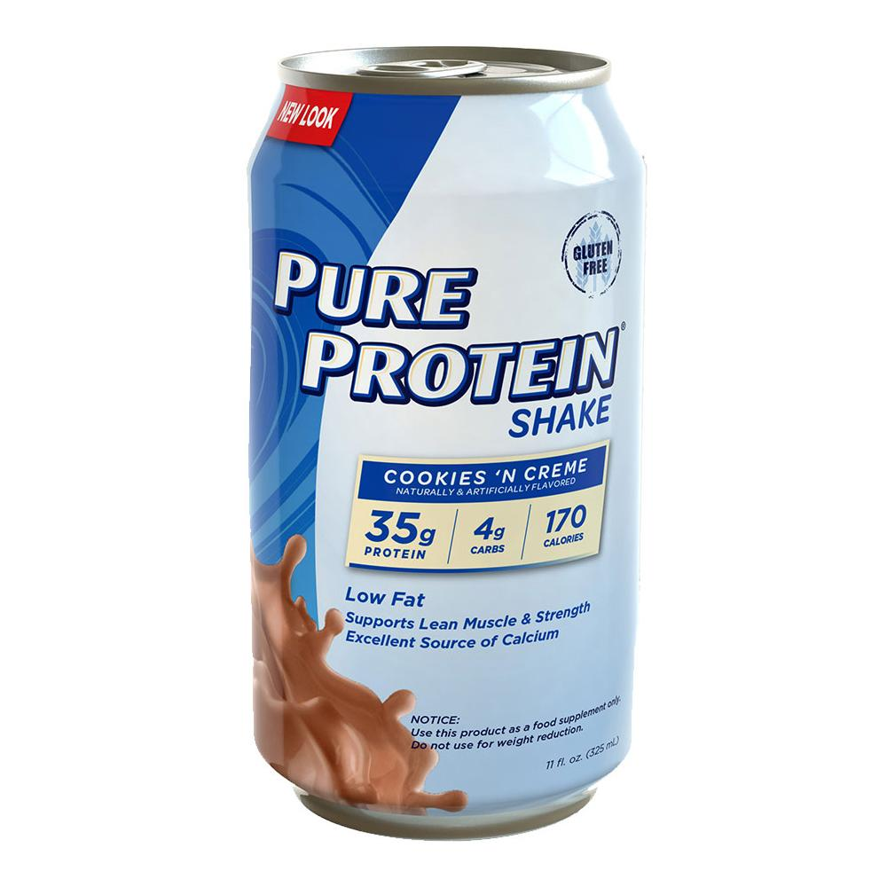 Amazon.com: Pure Protein Ready to Drink Shake 35 Grams..