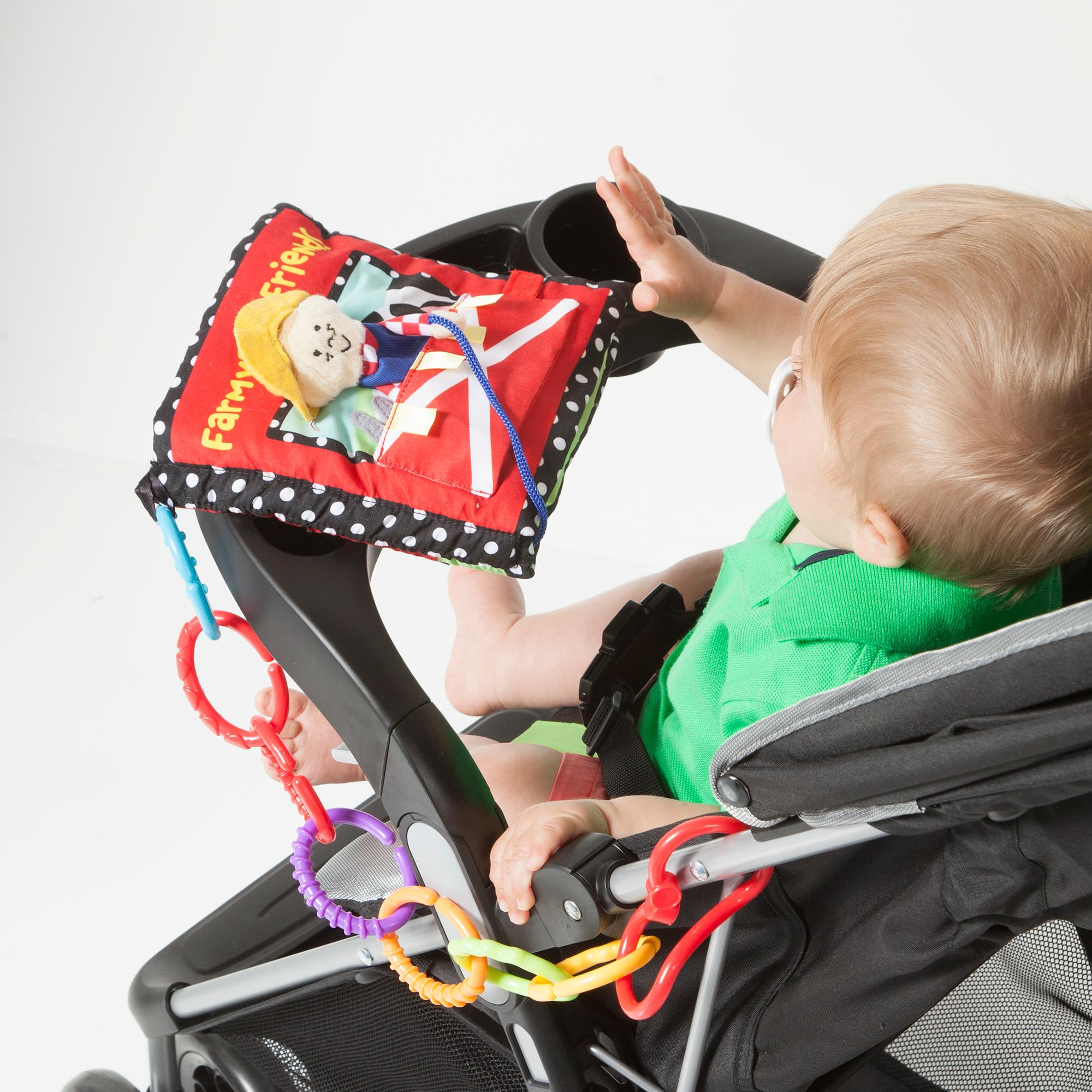 Baby Travel Toys : Amazon manhattan toy links to go car seat and