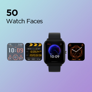 50 Watch Faces