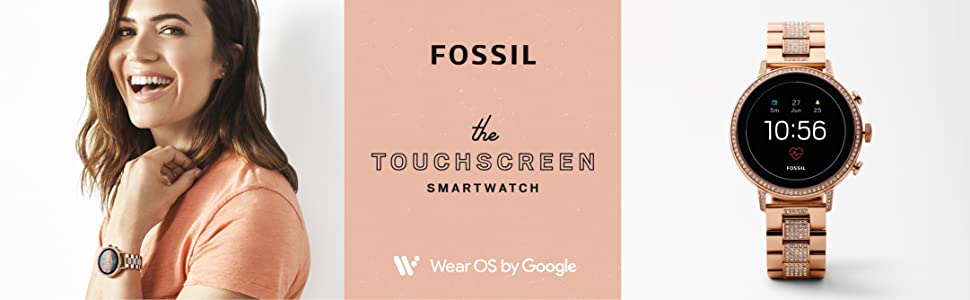 Fossil smartwatch, smart watch, smartwatch, touchscreen, apple watch, Fossil, mens watch, tech watch