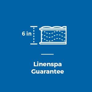 Linenspa Guarantee