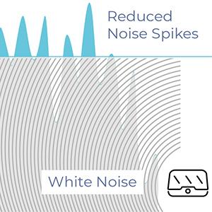 white pink brown noise sound machine
