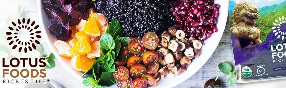 Lotus Foods Organic Rice