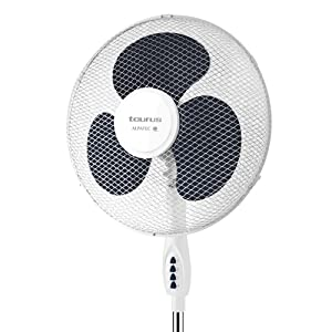 Taurus PONENT 16C Ventilador aire, 40 W, 3 Velocidades, Blanco: Taurus: Amazon.es: Hogar