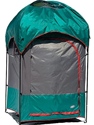 01082 Deluxe Camp Shower shelter combo