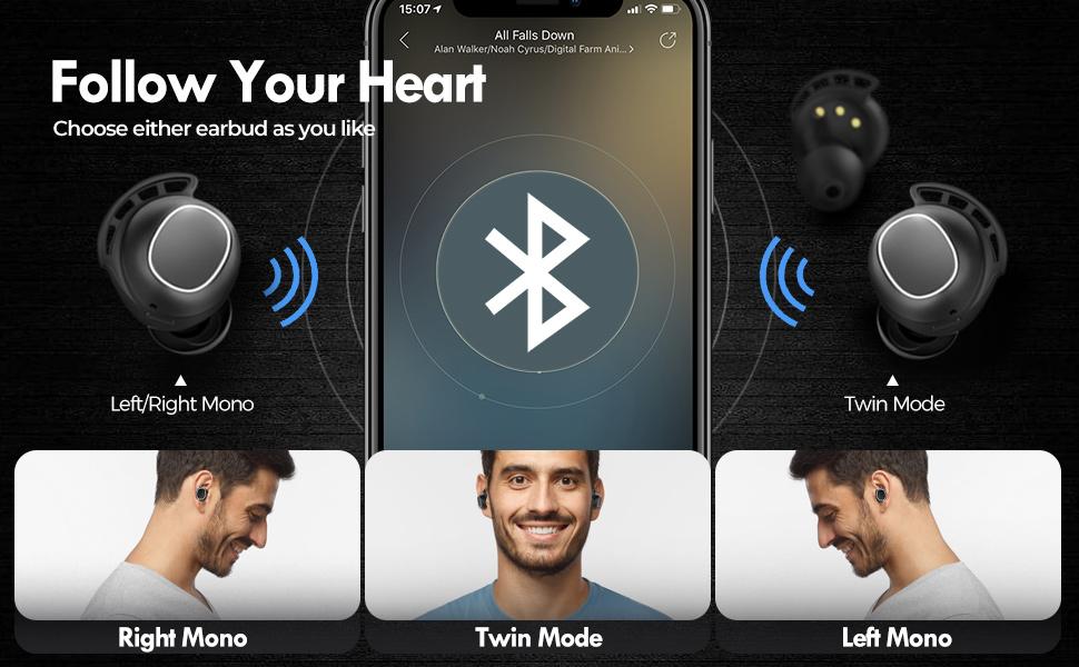 wireless earbuds bluetooth earbuds bluetooth earphones wireless earphones wireless headphones