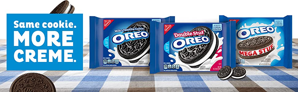 Oreo (favorites, 79 easy recipes & cookie crafts)