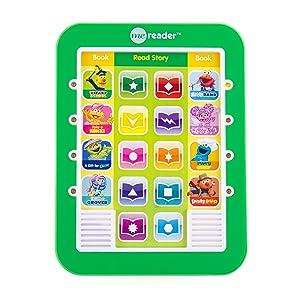 Me,reader,toy,toys,book,books,childrens,tablet,kids,kid,reader,sesame,street,elmo,big,bird,oscar