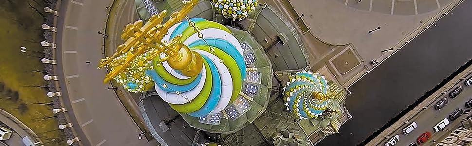 Russland von oben, terra x, doku reihe, petra höfer, freddie röckenhaus