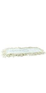 Dust Mop Head, Tie-On Style, 4-ply cotton