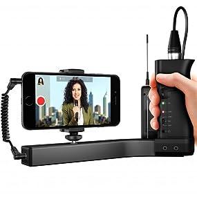 para practicar cualquier deporte iMountop Ri/ñonera deportiva compatible con tel/éfonos de hasta 5,5 pulgadas