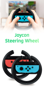 Nintendo Switch Wheel 2-Pack