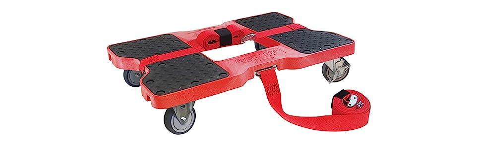 Cargo control, Dolly, hand cart, push cart, panel cart, snaploc, tie down, logistics