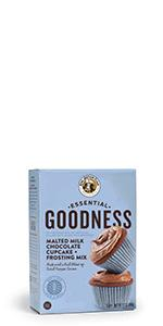 Amazon.com : King Arthur Flour Essential Goodness Malted