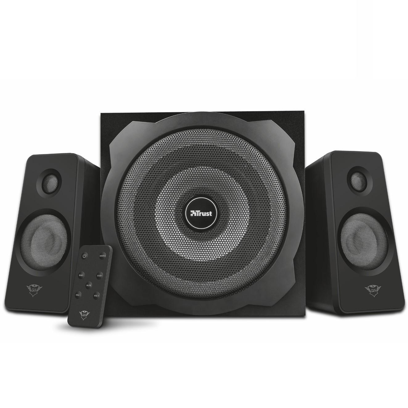 Trust GXT 638 2.1 Digital Gaming Speaker System with