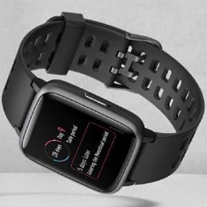 Leotec Reloj inteligente LESW53BAMZ: Amazon.es: Relojes