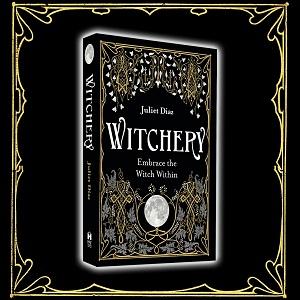 witchery juliet diaz spell potion manfesting casting