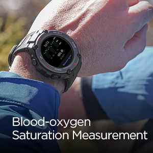 Blood-Oxygen Saturation Monitor