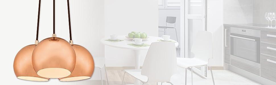 Idealny do różnych stylów domu - od retro do współczesnych.