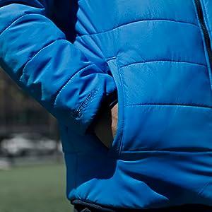 6b62e65b Under Armour Boys' Pronto Puffer Jacket