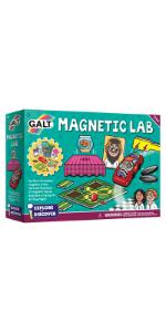 Galt Magnetic Lab, Science Kit for Kids