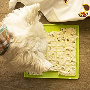 lickimat, dog food, dog treat, westie, dog recipes, cooking for dogs, pet food
