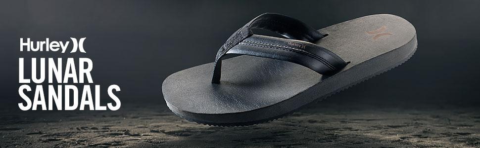 Hurley Lunar Sandals