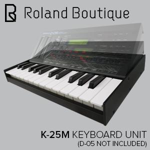 Teclado portátil para módulos de Roland Boutique