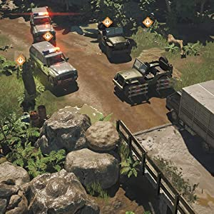 NARCOS: Rise of The Cartels / NSW / PS4 / XBX1