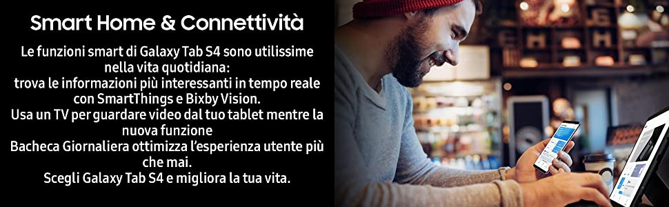Smart Home & Connettività