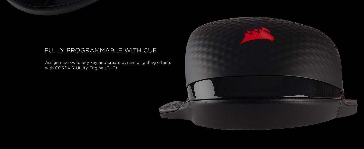 2fa1f0170e023 Corsair Dark Core RGB Wireless Wired Gaming Mouse (16000 DPI Optical ...