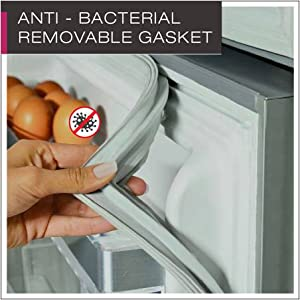 ANTI BACTERIAL REMOVABLE GASKET.