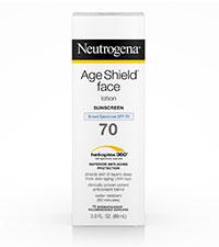 Neutrogena Age Shield Face Oil-Free Lotion Sunscreen SPF 70
