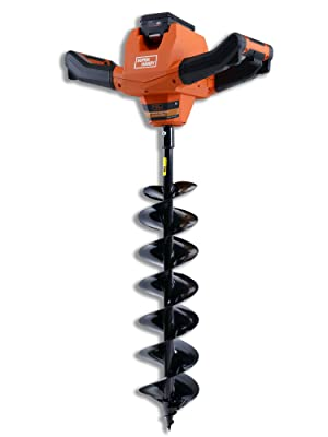 Renewed GCM Earth Auger Power Head Only Electric Cordless