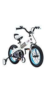 Buttons Kids Bike