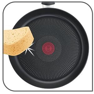Pôele et casseroles Faciles à nettoyer