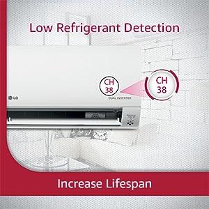 Low Refrigerant