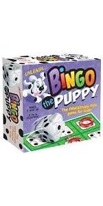 bingo, puppy