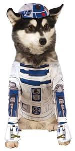Pet R2-D2 Costume