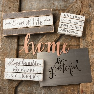 farmhouse decor signs rustic kitchen funny signs box signs