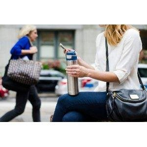 Using you Contigo bottle