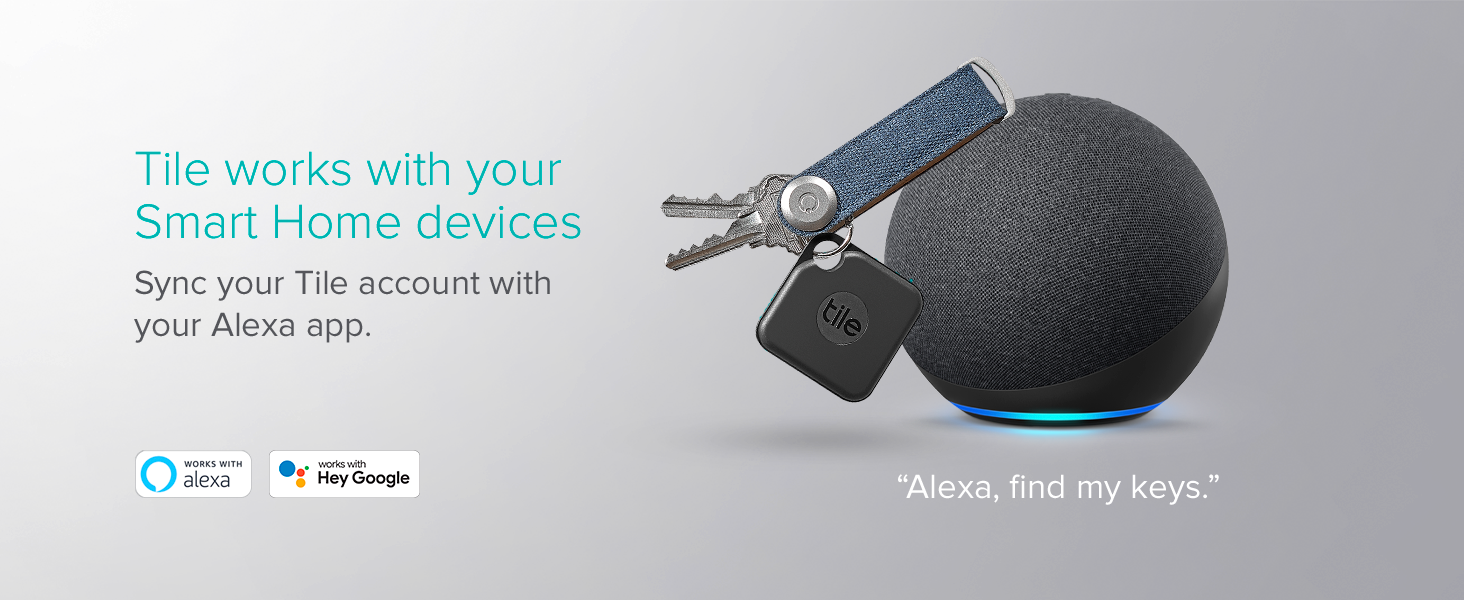 Works with Alexa and Google smart home