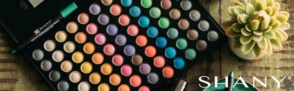 Amazon.com: Paleta de sombras de ojos, Shany , SMOKY: SHANY ...