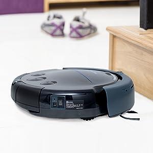 Amazon.com: Rollibot GENIUS BL800 - Aspirador Robótico ...