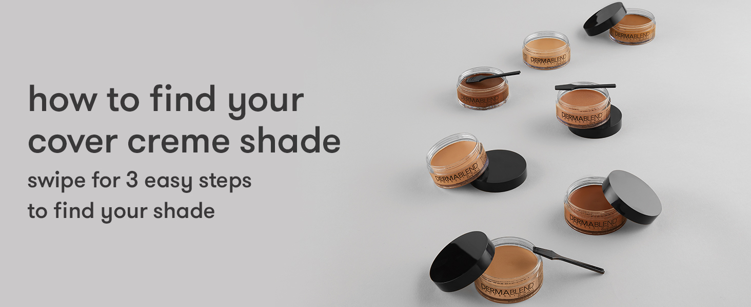 Shade, Dermablend