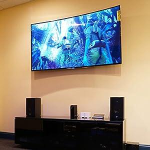Vivanco BFMO 6640 Soporte Inclinado Giratorio Articulado para Pared TV/Monitor/LED hasta 60 Pulgadas, hasta 45 Kg, Distancia Pared hasta 700 mm VESA hasta 400 x 400 mm: Amazon.es: Electrónica