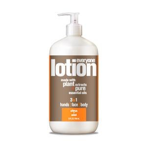 Amazon Com Everyone 3 In 1 Lotion For Hands Face Body With